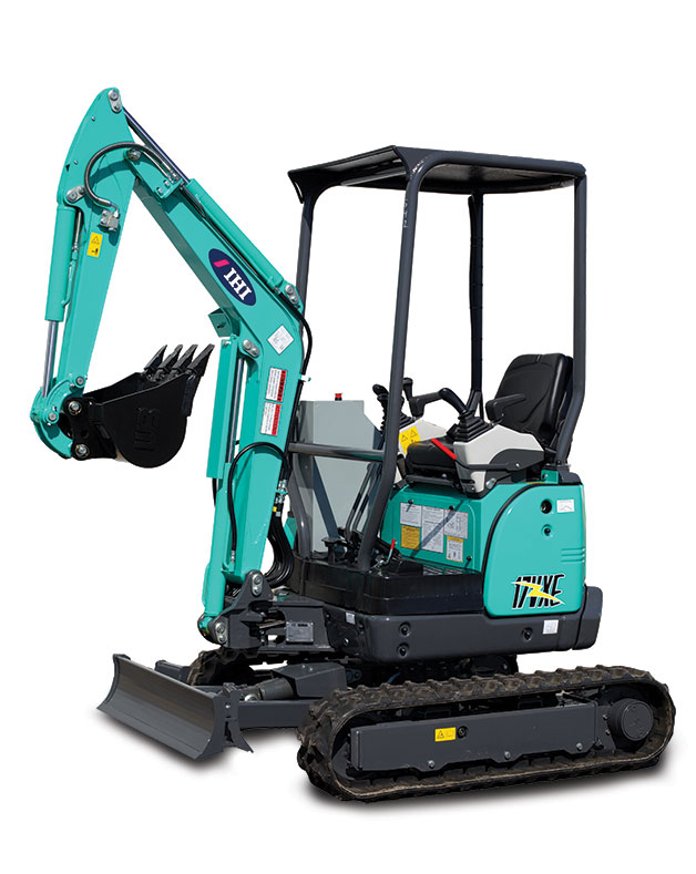 IHI 17VXE Electric Excavator