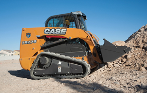 CASE TR270 Alpha Series Track Loaders