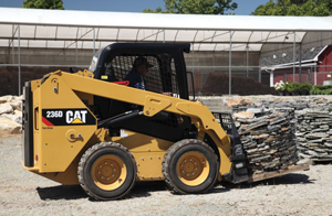 Cat D Series Skid Steer Loaders