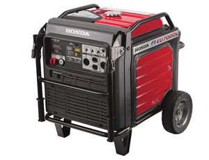 Honda Super Quiet Series Generators