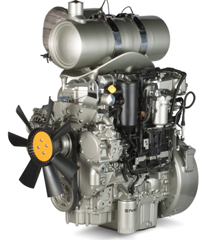 Perkins 1204F-E44TA Engine