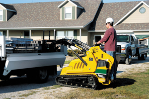 Vermeer S800TX Mini Skid Steer