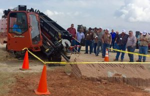 Ditch Witch Showcases Equipment at 2016 Orange Iron Experience Customer Event