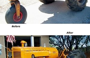 Preserve and Restore Prized Farm Equipment with Industrial Touchup Paints
