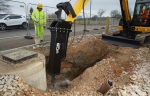 JCB Releases Contractor Range of Hydraulic Breakers #bauma2016