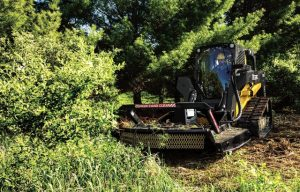 Extreme Duty Brush Cutter Joins the John Deere Worksite Pro Attachments Portfolio