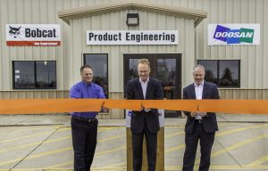 Bobcat Completes Improvements to Gwinner Engineering Plant