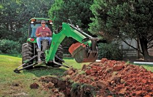 Dirt Focused: Tractor Implements Made for Working the Earth