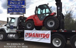 Manitou Welcomes Dragoon's Farm Equipment to Its Dealer Network