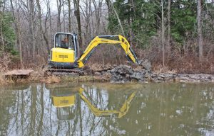 Wacker Neuson Equipment Answers the Call of Audubon Conservation Projects