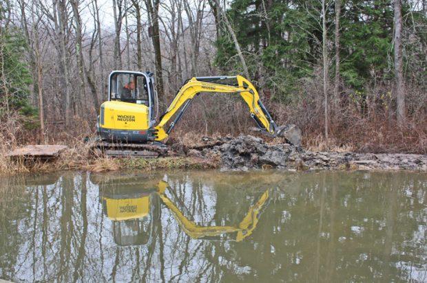 Wacker Neuson Equipment Answers the Call of Audubon Conservation Projects
