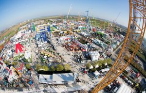 bauma 2019 Already Boasting New Records: More than 3,500 Exhibitors from 55 Countries