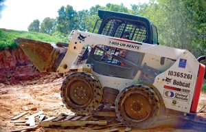 The Variety of Tire Options for Skid Steer Loaders