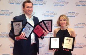 AEM Wins Eight 'Fastest 50' Trade Show Awards