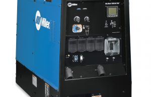 Miller Expands Big Blue Air Pak Product Family with Single-Operator Big Blue 600 Air Pak Welder/Generator