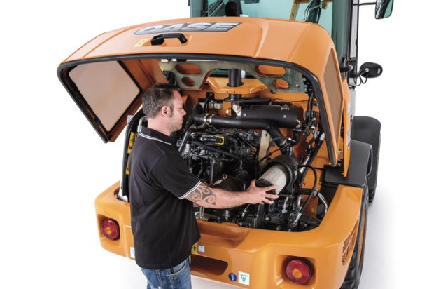 Wheels of Fortune: Daily and Weekly Compact Wheel Loader Maintenance Tips