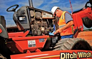 Digging Maintenance: Routine Inspections for Ride-On Trenchers
