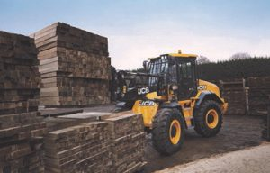 JCB Boosts Mid-Range Wheel Loader Performance and Comfort