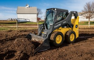 John Deere Extends Warranty Coverage on Commercial Worksite Products