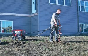 Tips for Deck Building, from the Footings Up, Using Augers