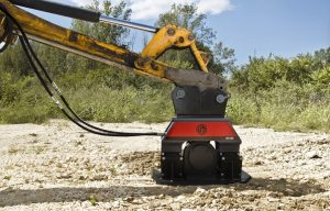 Chicago Pneumatic Launches New Line of Hydraulic Compactor Attachments