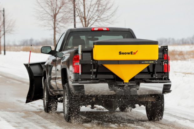 SnowEx Tailgate Pro Spreaders Offer Improved Controls, Enhanced Functionality