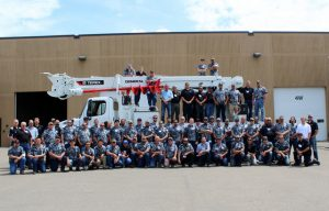 Terex Utilities Hosts its Annual Service School in Watertown, S.D.