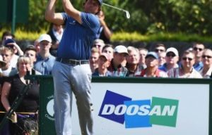 Friday Fun: Doosan Serves as Patron of the British Open, Raises Online and Offline Branding Campaigns