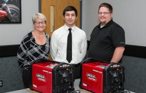 Northeast Ohio Student Wins SkillsUSA National Welding Competition