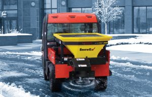 SnowEx V-Pro 2000 Spreader Specifically Designed for Use with UTVs