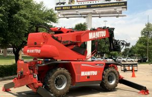 Manitou Welcomes Briggs Equipment to the Manitou Dealer Network