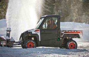 Bobcat Utility Vehicles — 2016 Spec Guide