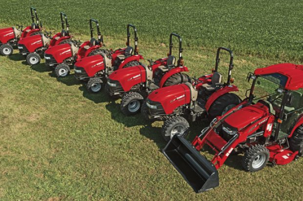 Case IH Tractors — 2016 Spec Guide