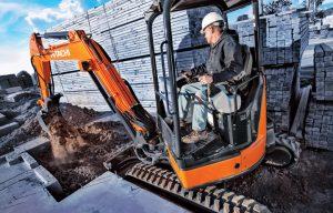 Hitachi Excavators — 2016 Spec Guide