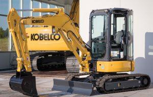 Kobelco Excavators — 2016 Spec Guide