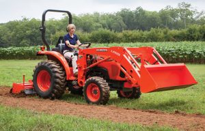 Kubota Tractors — 2016 Spec Guide