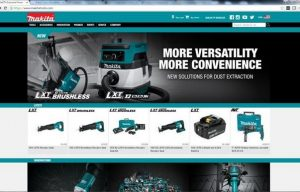 Go Check Out the New Makita Website (Do It!)