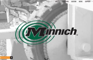 Concrete Equipment Expert Minnich Manufacturing Launches Redesigned Website