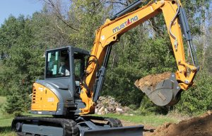 Mustang Excavators — 2016 Spec Guide