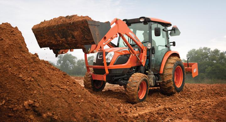 NEW-Kioti-Compact-Tractor
