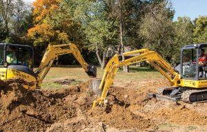 New Holland Excavators — 2016 Spec Guide