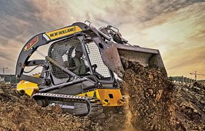 New Holland Track Loaders — 2016 Spec Guide