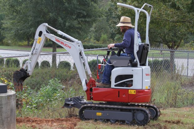 Takeuchi Excavators — 2016 Spec Guide