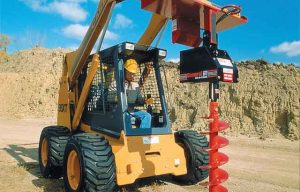 Helpful Tips for Properly Operating Earth Auger Attachments