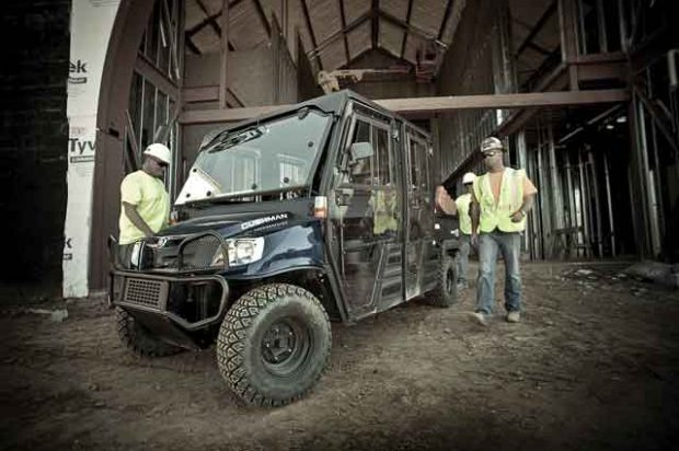 Cushman Utility Vehicles — 2016 Spec Guide