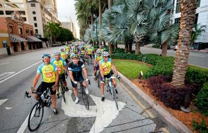 Friday Fun: Cyclists Ride 600 Miles to Save America's Urban Forests (STIHL Tour des Trees)