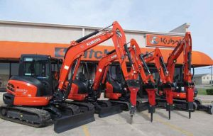 Ditch Witch of Tennessee Provides Turnkey Package for Google Fiber Installation