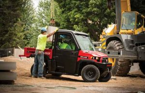 Gravely Utility Vehicles — 2016 Spec Guide