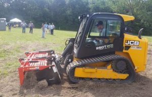 Summer Training Sessions for the Distributors of Worksaver Attachments