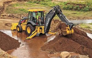 Learn How Today's Backhoes Offer Greater Versatility and Productivity